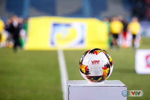 Thế trận áp đảo, CLB Hà Nội giành trọn 3 điểm trước CLB Hải Phòng - Ảnh 1.