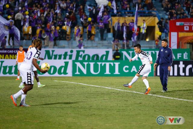 Thế trận áp đảo, CLB Hà Nội giành trọn 3 điểm trước CLB Hải Phòng - Ảnh 2.