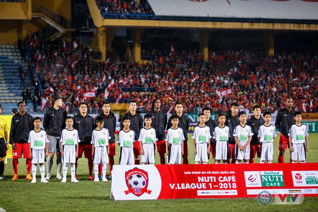 Thế trận áp đảo, CLB Hà Nội giành trọn 3 điểm trước CLB Hải Phòng - Ảnh 6.