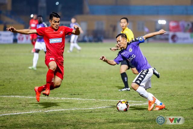 Thế trận áp đảo, CLB Hà Nội giành trọn 3 điểm trước CLB Hải Phòng - Ảnh 8.