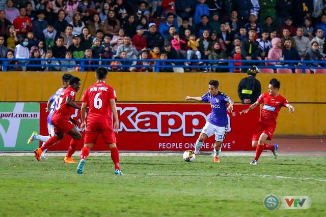 Thế trận áp đảo, CLB Hà Nội giành trọn 3 điểm trước CLB Hải Phòng - Ảnh 11.