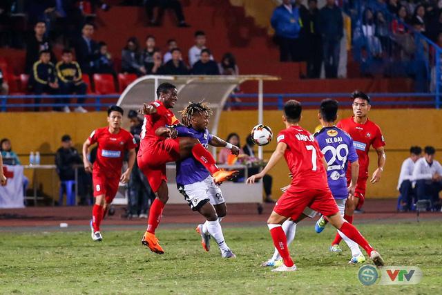 Thế trận áp đảo, CLB Hà Nội giành trọn 3 điểm trước CLB Hải Phòng - Ảnh 12.