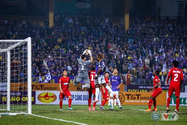 Thế trận áp đảo, CLB Hà Nội giành trọn 3 điểm trước CLB Hải Phòng - Ảnh 13.