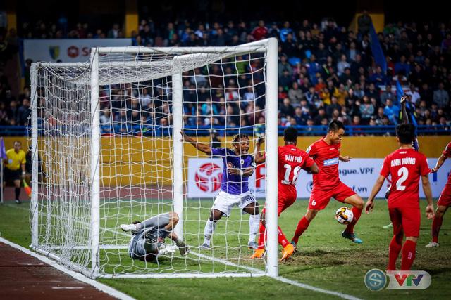 Thế trận áp đảo, CLB Hà Nội giành trọn 3 điểm trước CLB Hải Phòng - Ảnh 14.