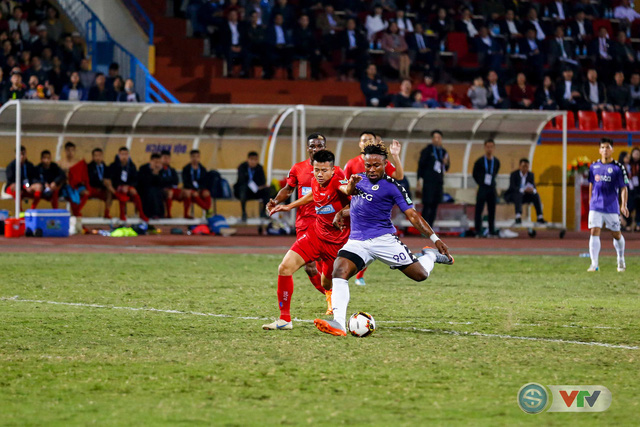 Thế trận áp đảo, CLB Hà Nội giành trọn 3 điểm trước CLB Hải Phòng - Ảnh 15.