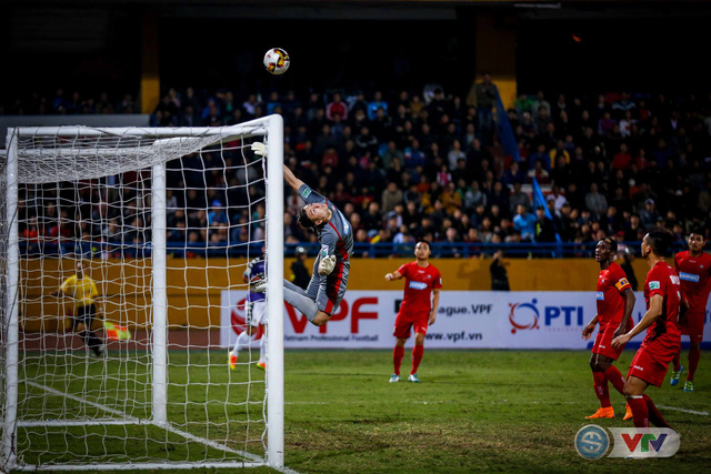 Thế trận áp đảo, CLB Hà Nội giành trọn 3 điểm trước CLB Hải Phòng - Ảnh 16.