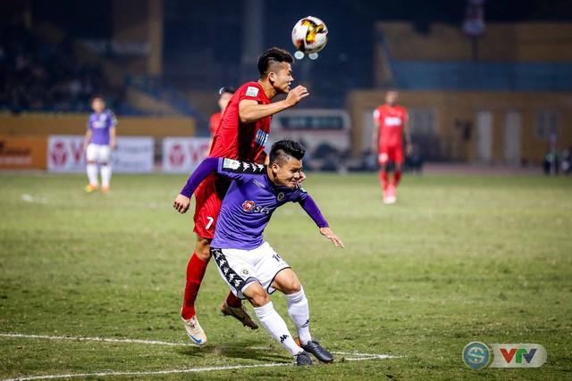 Thế trận áp đảo, CLB Hà Nội giành trọn 3 điểm trước CLB Hải Phòng - Ảnh 17.