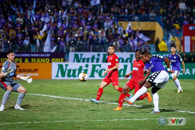 Thế trận áp đảo, CLB Hà Nội giành trọn 3 điểm trước CLB Hải Phòng - Ảnh 19.
