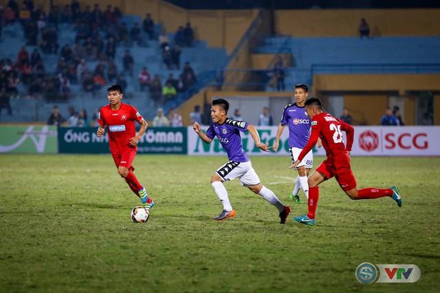 Thế trận áp đảo, CLB Hà Nội giành trọn 3 điểm trước CLB Hải Phòng - Ảnh 18.