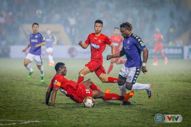 Thế trận áp đảo, CLB Hà Nội giành trọn 3 điểm trước CLB Hải Phòng - Ảnh 21.