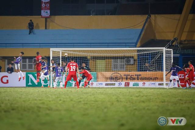 Thế trận áp đảo, CLB Hà Nội giành trọn 3 điểm trước CLB Hải Phòng - Ảnh 23.