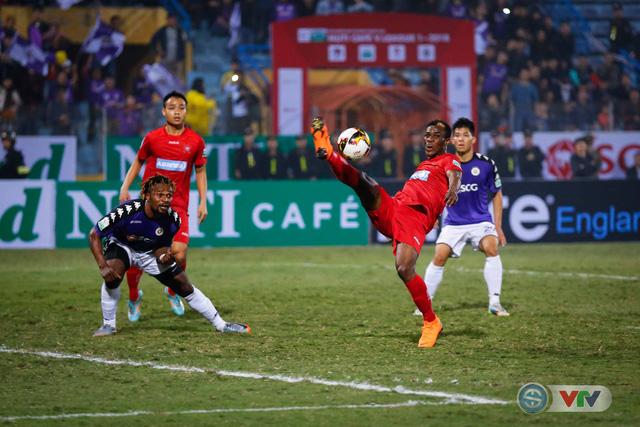 Thế trận áp đảo, CLB Hà Nội giành trọn 3 điểm trước CLB Hải Phòng - Ảnh 26.