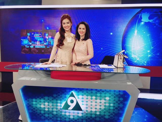 Diễm Trang - nàng Á hậu xinh đẹp, tài năng của VTV - Ảnh 1.
