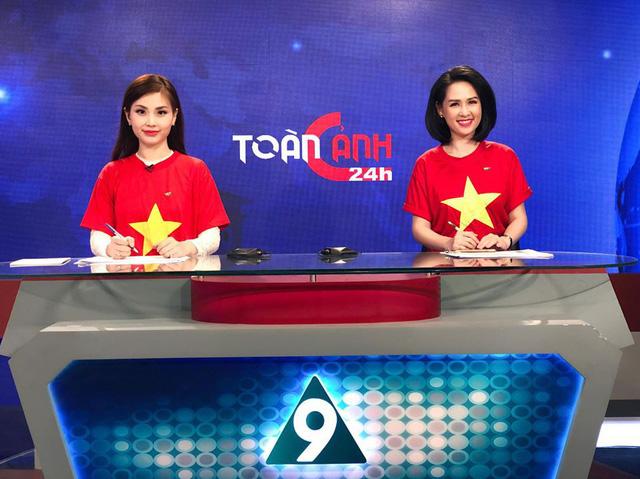 Diễm Trang - nàng Á hậu xinh đẹp, tài năng của VTV - Ảnh 4.