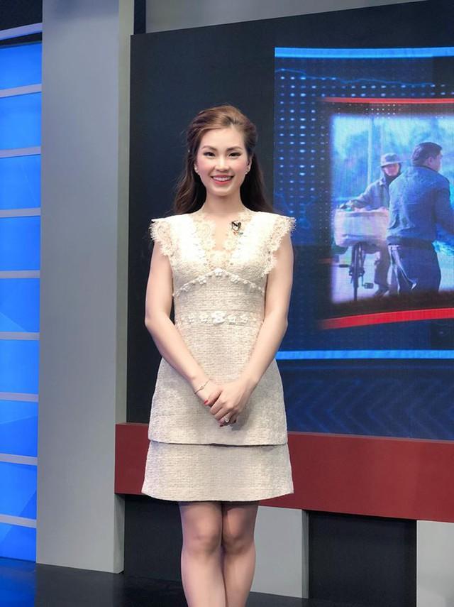 Diễm Trang - nàng Á hậu xinh đẹp, tài năng của VTV - Ảnh 3.