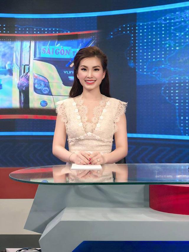 Diễm Trang - nàng Á hậu xinh đẹp, tài năng của VTV - Ảnh 2.