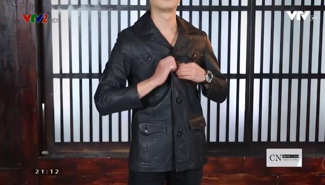 Cách chọn áo da cho chàng vừa đẹp, vừa hợp túi tiền - Ảnh 3.