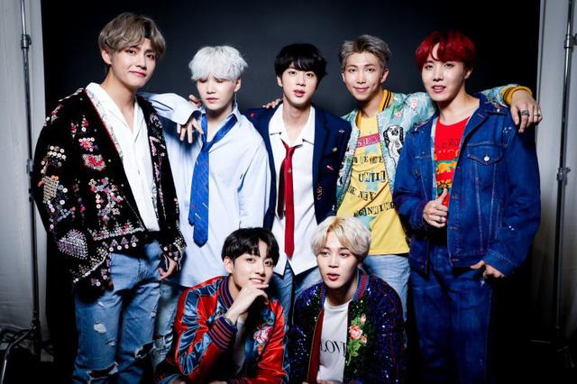 Hành trình chinh phục thế giới của nhóm nhạc Hàn Quốc BTS - Ảnh 1.