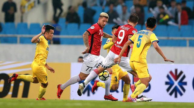 AFC Cup 2018: Bị cầm hòa đáng tiếc, FLC Thanh Hóa dậm chân vị trí thứ 3 bảng G - Ảnh 1.