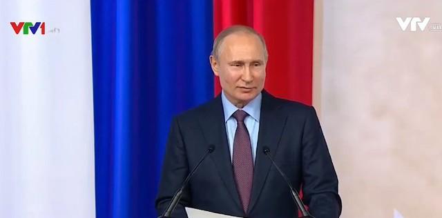 Tại sao ông Putin được người dân Nga tín nhiệm? - Ảnh 1.