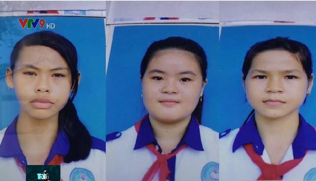3 nữ sinh lớp 8 bị mất tích khi đi học tại Tiền Giang - Ảnh 1.