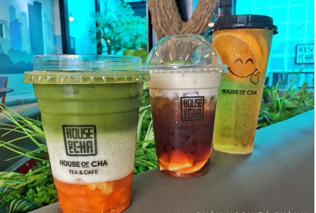 Vì sao trà sữa House of Cha là thương hiệu được giới trẻ Hà Thành yêu thích - Ảnh 1.