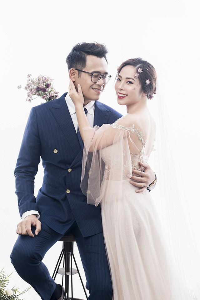 MC Đức Bảo khoe ảnh cưới mật ngọt - Ảnh 11.