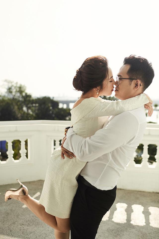 MC Đức Bảo khoe ảnh cưới mật ngọt - Ảnh 8.