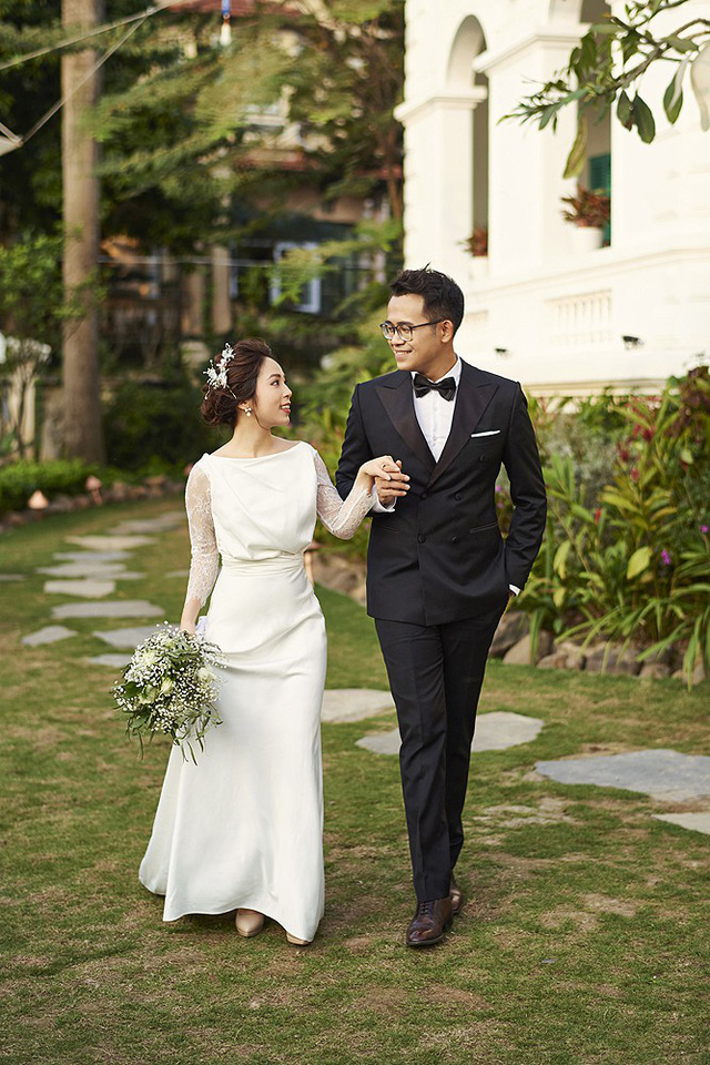 MC Đức Bảo khoe ảnh cưới mật ngọt - Ảnh 6.