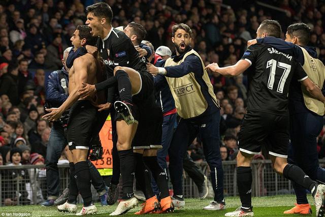 HLV Mourinho thừa nhận thất bại trước Sevilla ở Champions League - Ảnh 3.