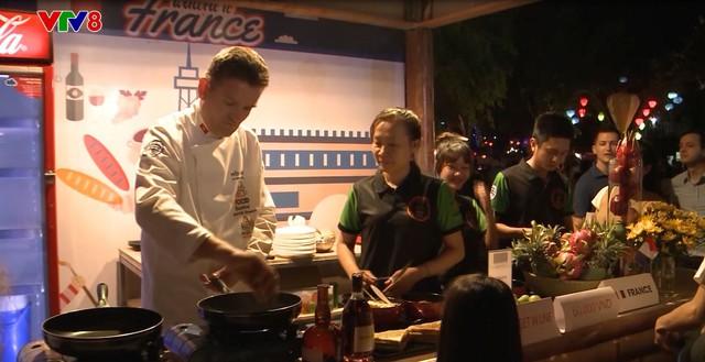 Khai mạc Liên hoan ẩm thực quốc tế lần 3 tại Hội An - Ảnh 1.