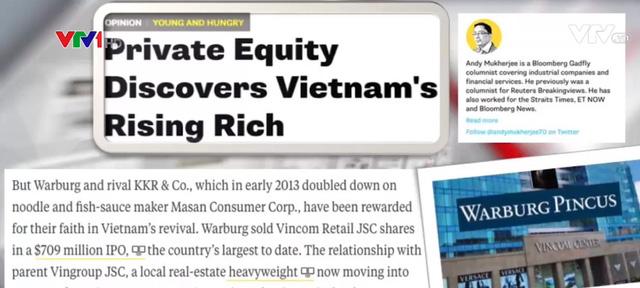 Nhà đầu tư tư nhân khai phá tiềm năng giàu có của Việt Nam  - Ảnh 1.