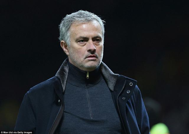 Man Utd bị loại, Mourinho gợi lại chuyện buồn xưa - Ảnh 1.
