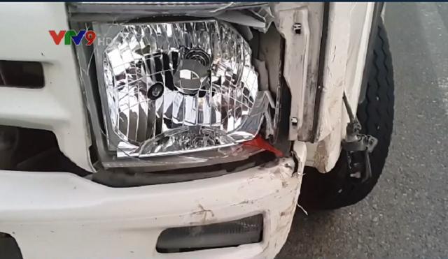 Hậu Giang: Va chạm giữa ô tô 4 chỗ và xe tải, 7 người bị thương - ảnh 2