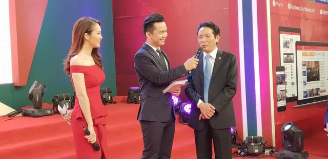 10h00 hôm nay (16/3), trải nghiệm Nội dung số của VTV cùng MC Thụy Vân, Hạnh Phúc - Ảnh 2.