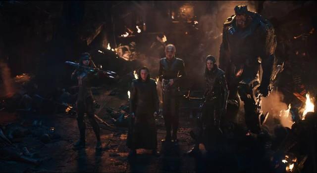 Avengers: Infinity War - Thanos sẽ tiêu diệt một nửa nhân loại! - Ảnh 4.
