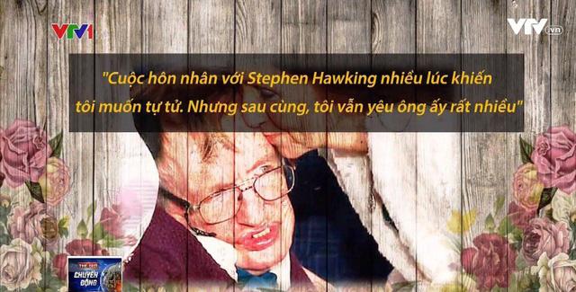 Chuyện tình của thiên tài vật lý Stephen Hawking và Jane Wilde - Ảnh 1.