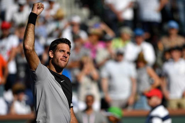 Chung kết Indian Wells 2018: Federer ngược dòng bất thành trước Del Potro - Ảnh 3.