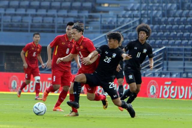 Bóng đá Việt Nam và Thái Lan sẽ không đối đầu tại vòng bảng AFF Cup 2018