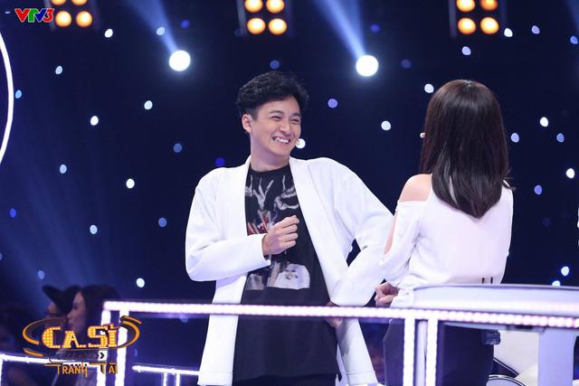 Bảo Thy bóc phốt Ngô Kiến Huy trên sóng truyền hình - Ảnh 3.