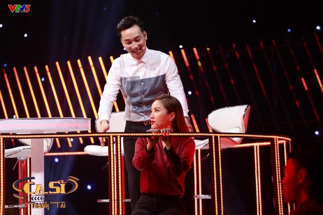 Bảo Thy bóc phốt Ngô Kiến Huy trên sóng truyền hình - Ảnh 6.