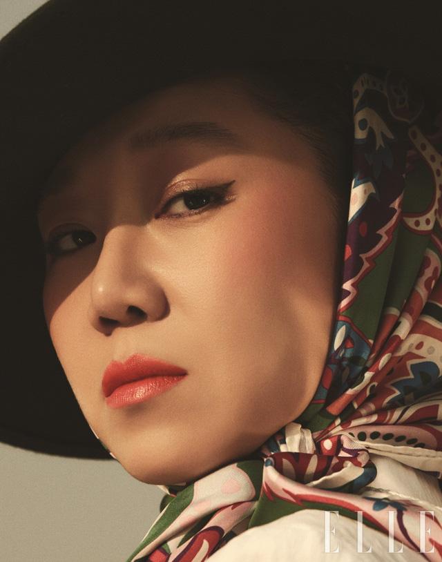 Gong Hyo Jin e ấp quyến rũ trên tạp chí - Ảnh 7.