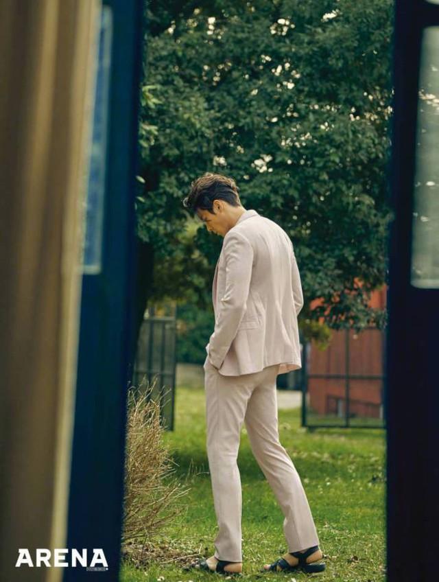 Khi Hyun Bin lãng tử và ... lãng đãng - Ảnh 1.