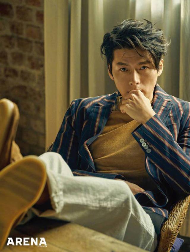 Khi Hyun Bin lãng tử và ... lãng đãng - Ảnh 3.