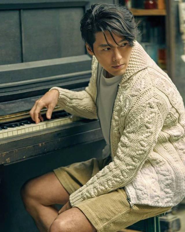 Khi Hyun Bin lãng tử và ... lãng đãng - Ảnh 5.