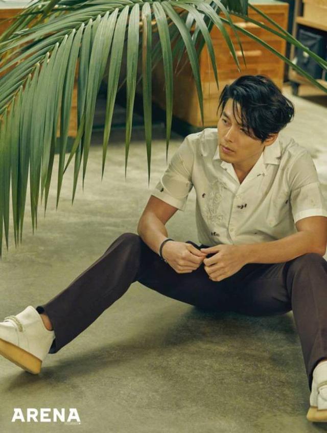Khi Hyun Bin lãng tử và ... lãng đãng - Ảnh 6.