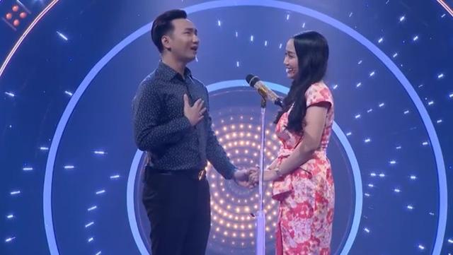 VIDEO Thành Trung - Ốc Thanh Vân đối đáp cực chất bằng loạt ca khúc hit - Ảnh 1.