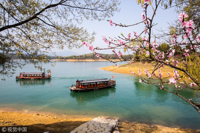 Mùa hoa nở Trung Quốc thu hút hàng ngàn khách du lịch - Ảnh 8.