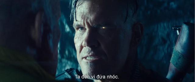 Deadpool 2 gây ấn tượng với trailer hài hước và bá đạo - Ảnh 3.