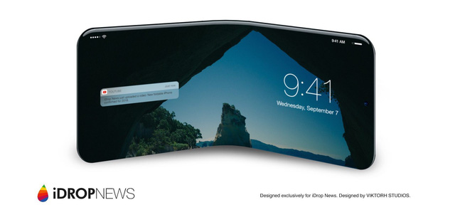 Apple sẽ ra mắt iPhone màn hình gập vào năm 2020 - Ảnh 1.